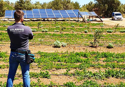 Bombeo solar solarpro
